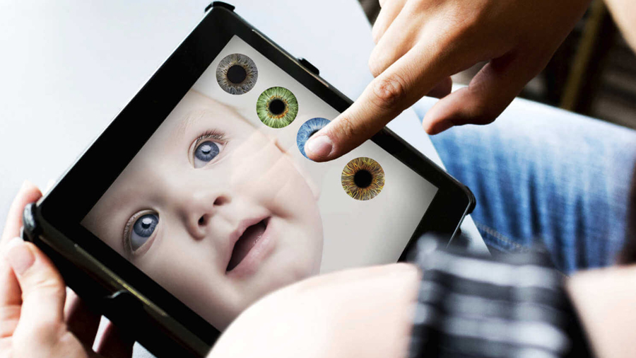 design your own baby flux trends